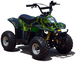 90cc four wheeler