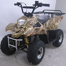 Kids Four Wheeler